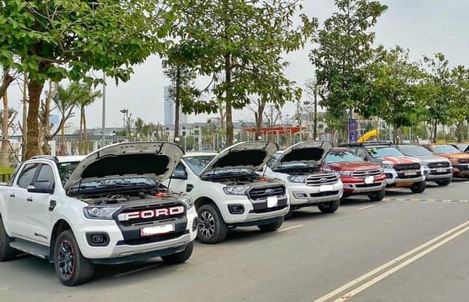 Ford Việt Nam giải thích nguyên nhân nhiều ôtô bị 'chảy dầu'