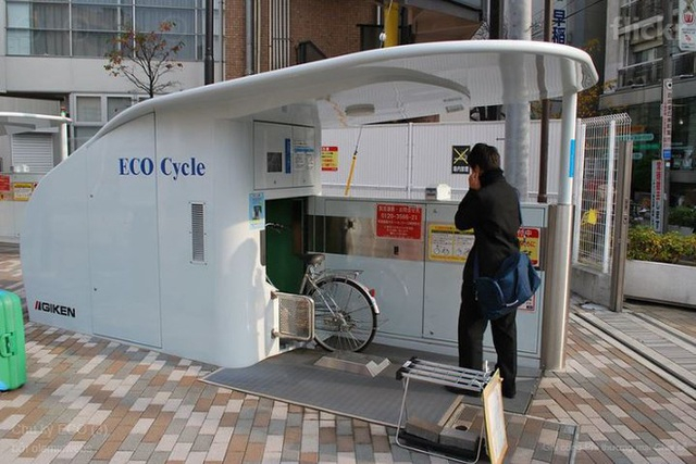 Tròn mắt trước những tiện ích công nghệ độc đáo ở Nhật Bản