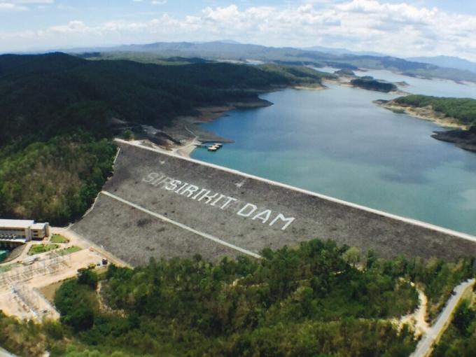 Chính phủ Thái Lan chi 3 tỉ Bạt nâng cấp hệ thống đập thủy lợi