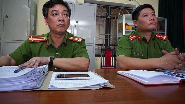 Công an TP Thái Bình hủy tài liệu quan trọng, bắt giữ ô tô trái pháp luật?