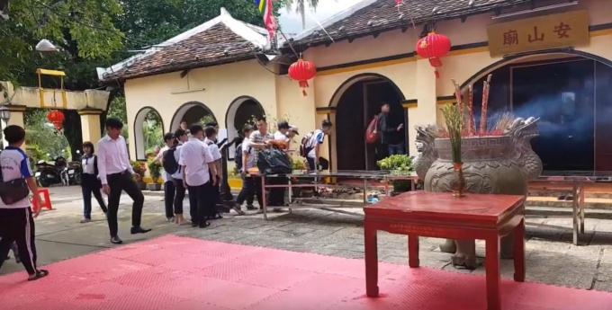 Côn Đảo: Tổ chức lễ giỗ lần thứ 234 của Thứ phi Hoàng Phi Yến