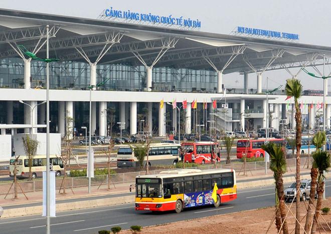 Bộ Giao thông vận tải đẩy nhanh tiến độ dự án cải tạo đường băng Nội Bài, Tân Sơn Nhất