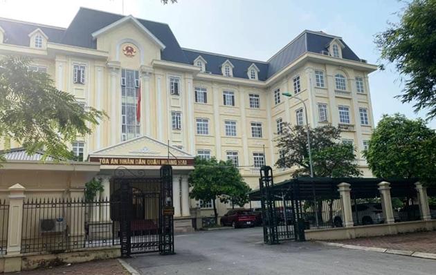 Điều tra nguyên nhân Thẩm phán TAND quận Hoàng Mai tử vong tại cơ quan