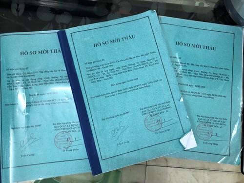 """Có dấu hiệu """"lợi ích nhóm"""" trong vụ đấu thầu dự án hàng trăm tỷ tại Điện Biên?"""