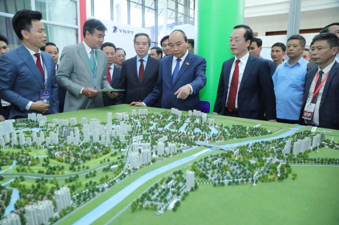 """Phát triển đô thị thông minh: """"Cuộc chơi lớn"""" cần những """"người cùng chơi"""" có tầm nhìn và tiềm lực"""