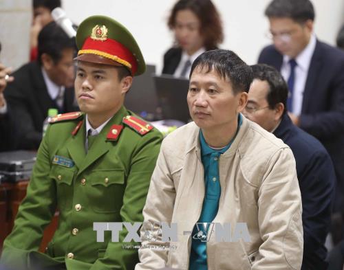 Trịnh Xuân Thanh được đề nghị áp dụng nguyên tắc có lợi theo bộ luật mới