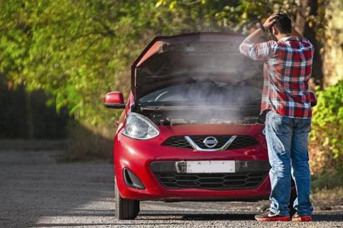 Bí kíp đơn giản bảo quản xe ôtô mùa nắng nóng