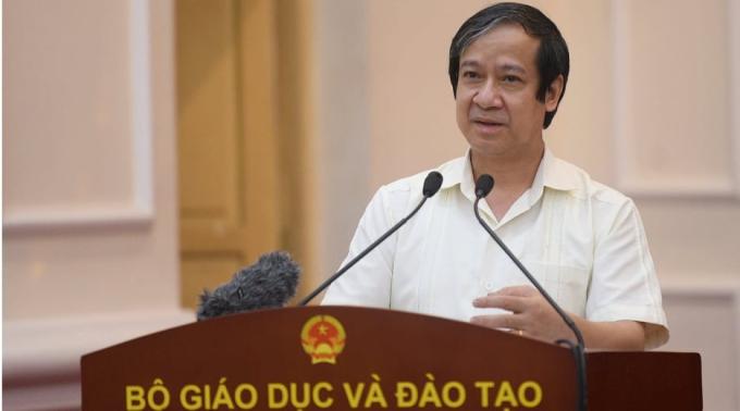 Bộ trưởng Nguyễn Kim Sơn: Đề nghị Hà Nội xem xét cho học sinh vùng ngoại thành đi học