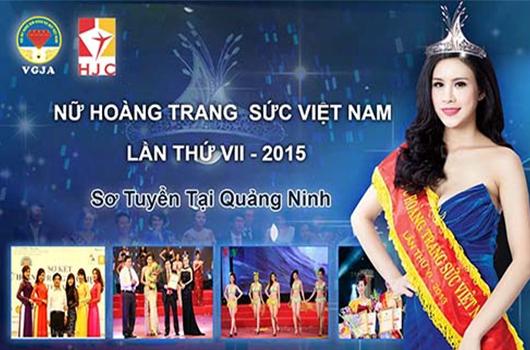Khởi động cuộc thi Nữ hoàng Trang sức Việt Nam 2017