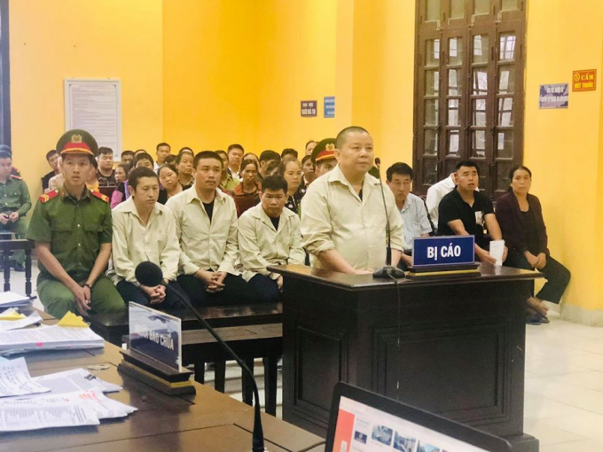 """Tuyên 4 án tử trong đường dây của """"trùm"""" ma túy Triệu Ký Voòng ở Lạng Sơn"""