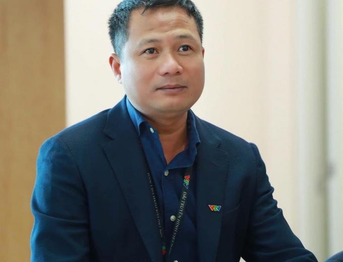 Nhà báo Đỗ Đức Hoàng được bổ nhiệm làm Trưởng ban Thời sự VTV