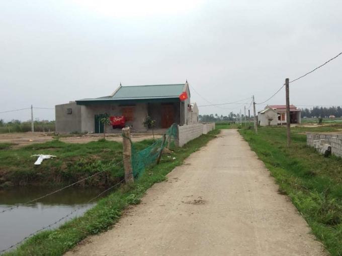 Thanh Hoá: Cần xử lý nghiêm tình trạng xây dựng trên đất nông nghiệp tràn lan tại xã Hoà Lộc
