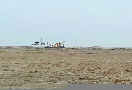 Quảng Trị khẩn cấp cứu nạn các thuyền viên tàu Vietship 01