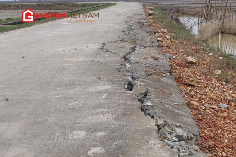 """Công trình 3 tỷ nứt toác sau vài tháng: Công ty Giang Sơn liên tiếp trúng những gói thầu """"bất thường"""""""