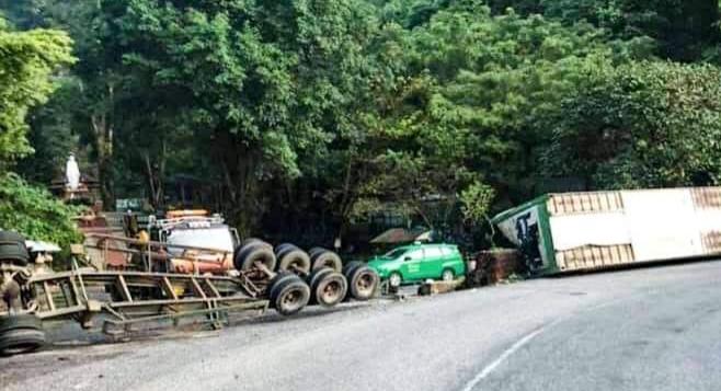 Số vụ tai nạn giao thông tháng 10/2019 giảm 1,7% so với cùng kỳ năm trước