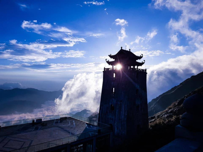 """""""Vũ điệu trên mây"""" sẽ tái hiện truyền thuyết về hoa đỗ quyên trên đỉnh Fansipan"""