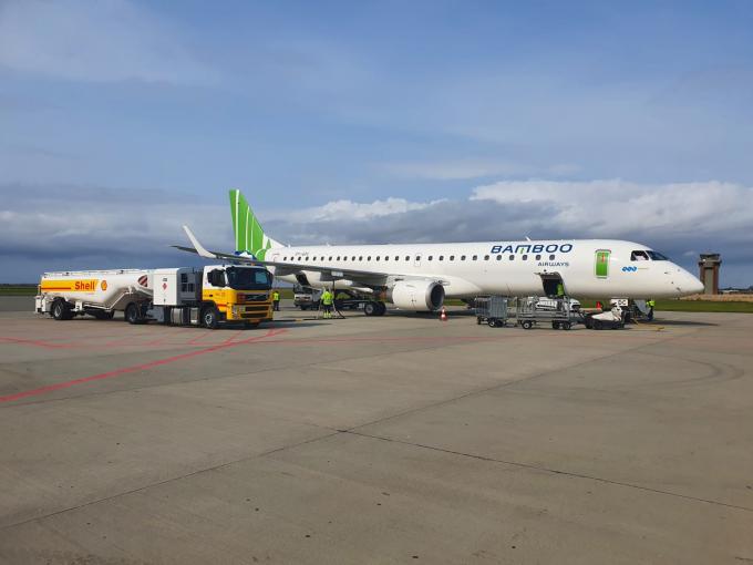Bamboo Airways tiếp tục dẫn đầu tỷ lệ bay đúng giờ toàn ngành trong tháng 9/2020