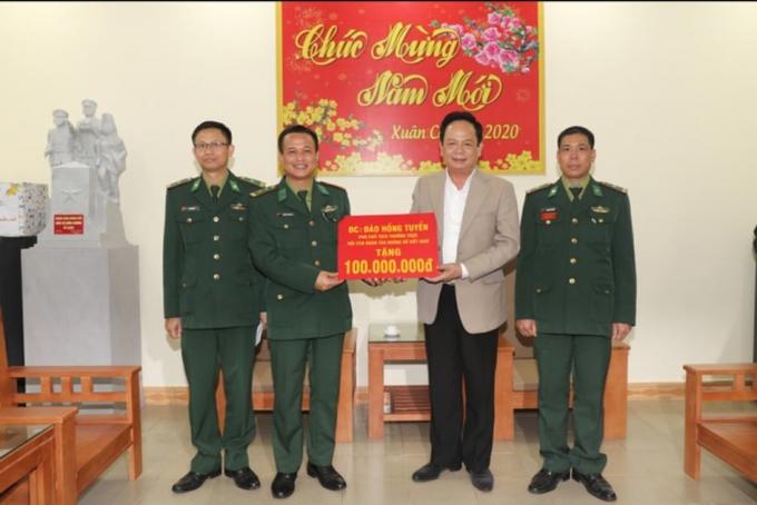 Doanh nhân Đào Hồng Tuyển: Người góp phần nâng tầm du lịch Quảng Ninh vươn ra thế giới