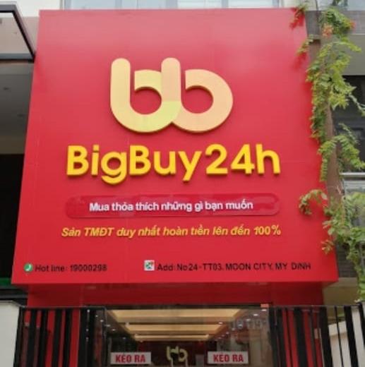 """Bigbuy24h.com bị Bộ Công thương """"tuýt còi"""""""